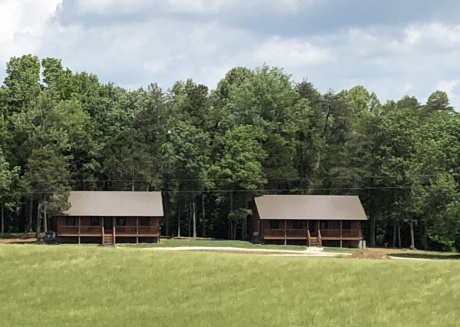 Cabin 2 on our 90 acre farm near East Port Marina and Dale Hollow Lake Tennessee