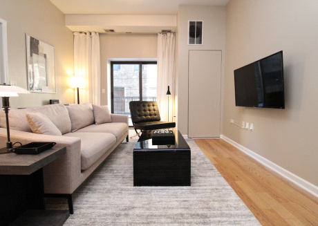 South Loop Luxury Suite No.6