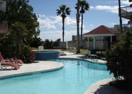 Newly remodeled 1 bedroom/1.5 bath condo. Tropical Heated Community Pool!