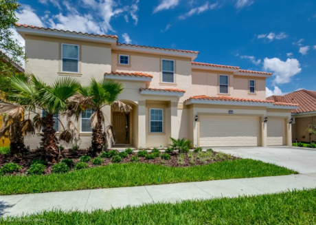 You have Found the Perfect Holiday Villa on Solterra Resort with every 5 Star Amenity, Orlando Villa 2771