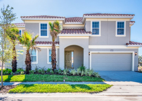 Imagine You and Your Family Renting this 5 Star Villa on Solterra Resort, Orlando Villa 2774