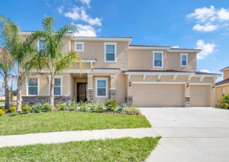 Luxury 5 Star Villa on Solterra Resort,Minutes from Disney World, Orlando Villa 2772