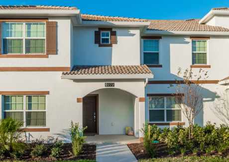 This Luxury 5 Star Townhome is located minutes from Disney World on Champions Gate Resort, Orlando House 2016