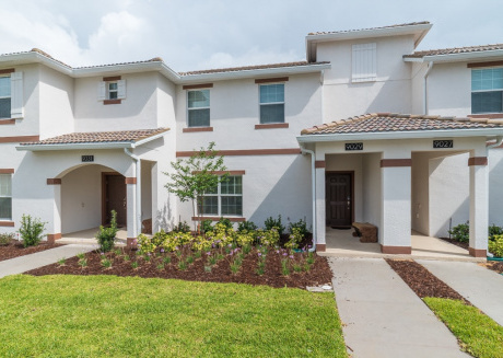 This Luxury 5 Star Townhome is located minutes from Disney World on Champions Gate Resort, Orlando House 1933