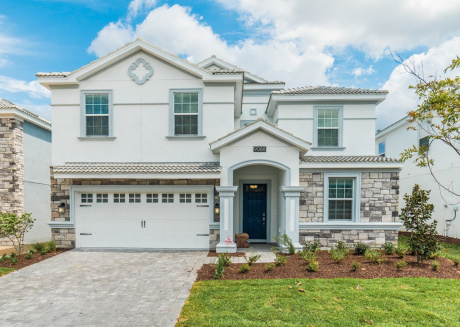 Imagine Your Family Renting This Luxury Contemporary Style Villa on Champions Gate Resort, Orlando Villa 1928