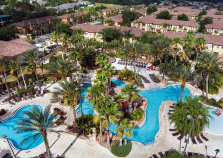 Imagine You and Your Family Renting this 5 Star Villa on Regal Palms Resort, Orlando Villa 2780
