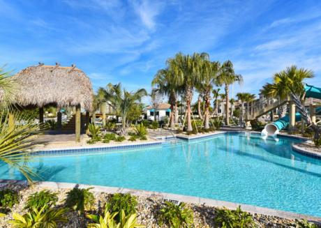 Imagine Your Family Renting This Luxury Contemporary Style Villa on Champions Gate Resort, Orlando Villa 2793