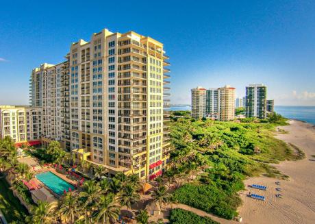 Ocean view 2 bedroom penthouse condo #2012