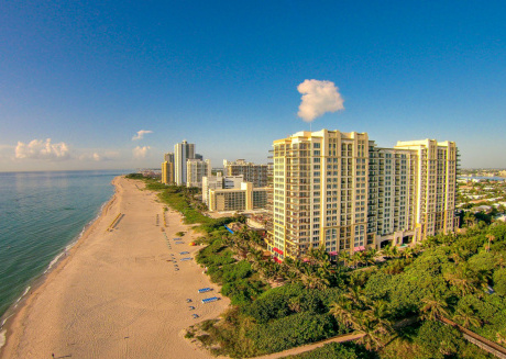 Ocean view 2 bedroom condo #911