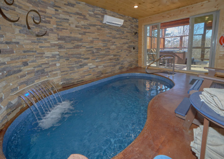 Brand New - Private Heated Indoor Pool, Theater Room, Arcade