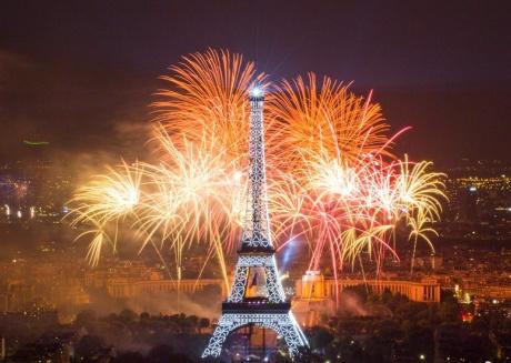 Luxury apartment - Amazing Eiffel Tower view