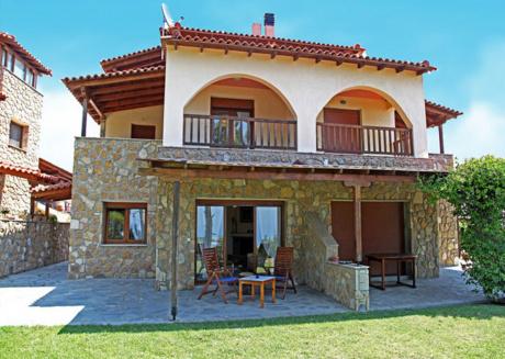 Akrogiali Villas VI, Posidi