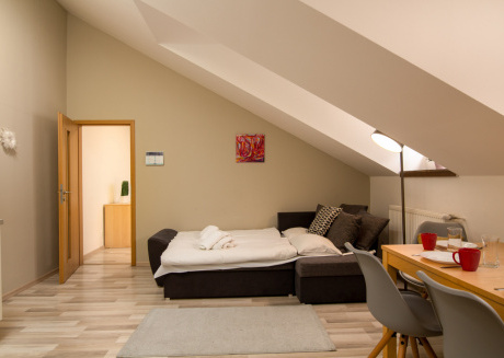 Soukenicka Apartcomplex Yard Prospect CZPRSK63