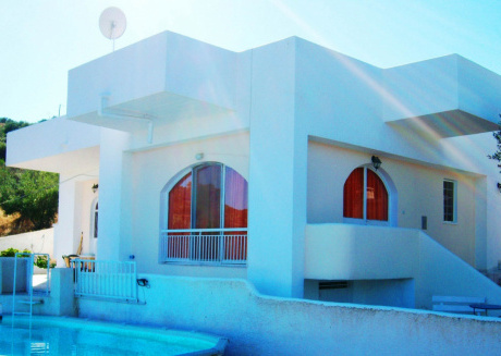 Wonderful Villa near to Sesi beach, at Gramatiko, Marathon