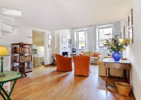 Rustici Appartamento With Terrace