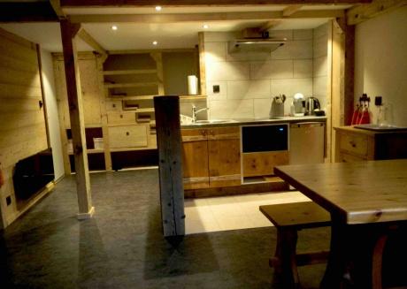 Appartement Cosy Proche Des Grands Montets
