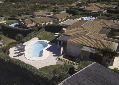 Panoramic apartment with sea view on Golfo Aranci and the Island of Tavolara