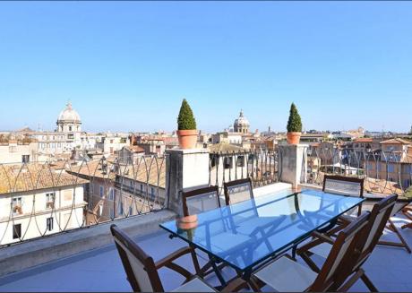 Farnese Stunning Penthouse