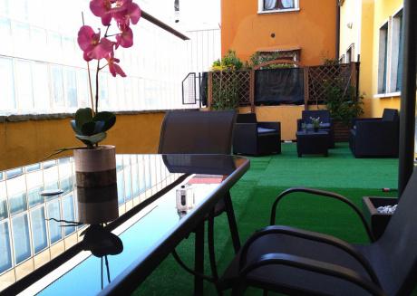 Italianflat - Terrace in the city