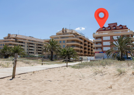 Dénia FRONT BEACH Apartment