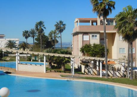 Magnífico apartamento para 6 personas en playa