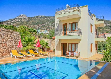 Villa Arykanoos