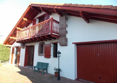 Villa Biarritz au Calme proche centre