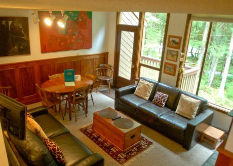 57SW - Fireplace - WiFi - Sleeps 6