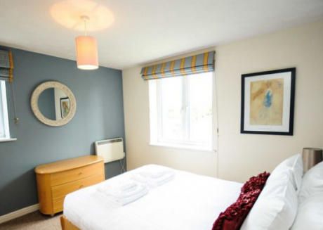 Orchard Gate 2 bed std (sleeps 3)