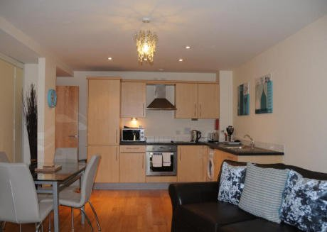 Hamilton Court 1.5 bed std apt