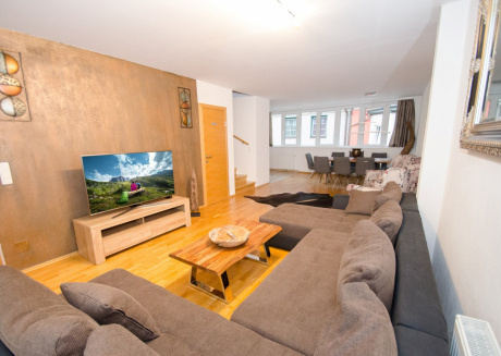 Penthouse SEVEN in the heart of Zell am See