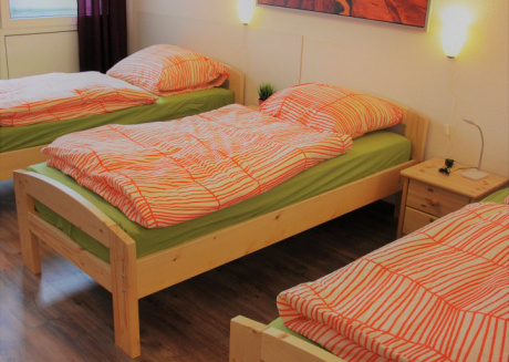 Pleasant 1 BR in the heart of  Dusseldorf