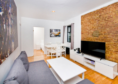 Pleasant 2 BR on Upper East Side