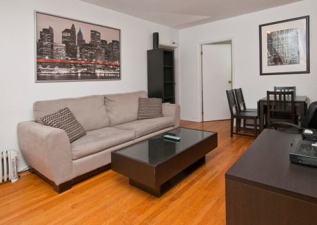 Fully equipped 2 BR on Upper East Side