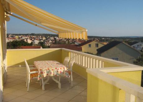Ferienwohnung 3650-1 für 4+2 Pers. in Novalja