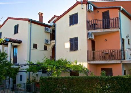 Ferienwohnung 630-2 für 4 Pers. in Rovinj