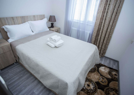 King Suite with a balcony in the center of beautiful Batumi