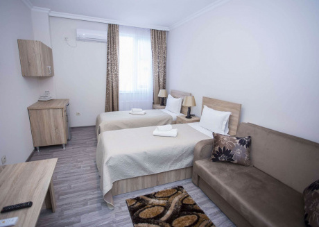 Located close the Batumi;s water front a wonderful choice