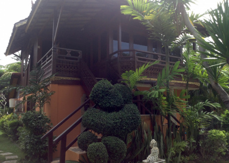 Villa Tenganan, Kura Kura Villas, Candidasa. Sleeps up to 4 in comfort.