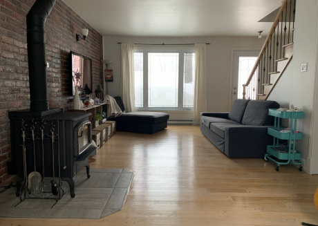 House in the heart of the city for rent