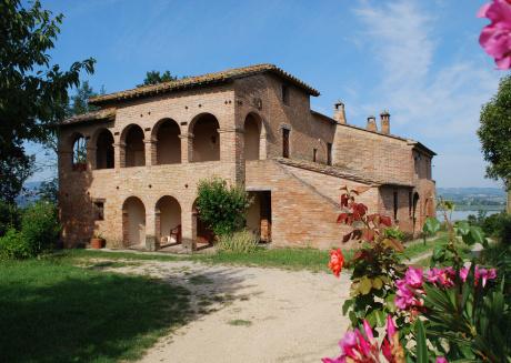Il Macchione holiday home - Castiglione del Lago