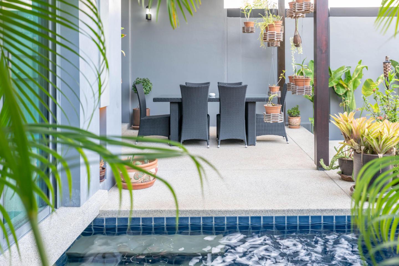 Onyx Lite 2 bedrooms villa with pool Slide-2
