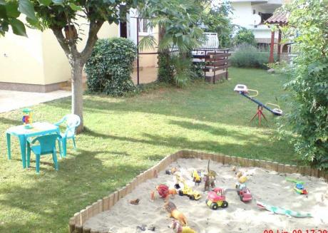Ferienwohnung 244-1 für 5 Pers. in Umag