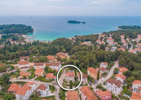 Ferienwohnung 4686-2 für 5+1 Pers. in Rovinj