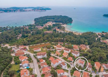Ferienwohnung 4686-1 für 4 Pers. in Rovinj