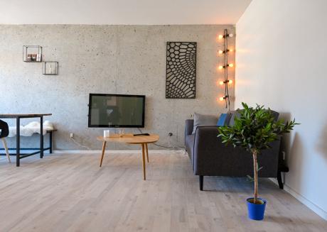 Super cosy two-bedroom apartment in Copenhagen Østerbro