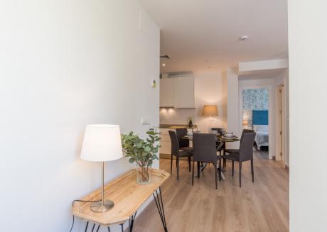 Urbe10 Premium Atarazanas 2 Bedrooms Apartment (IX