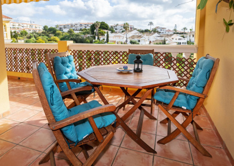 Colinas del Faro - Modern 2BR Apartment with Big Terrace, 10 mins Walk to the Beach