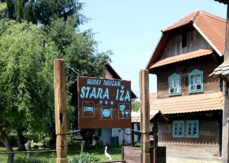 "Rural tourism ""STARA  IŽA"""