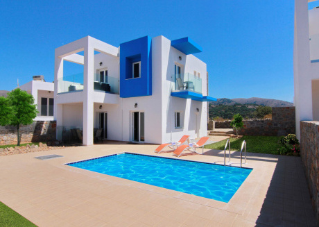 A fantastc 3 bedroom villa in Kounali, Crete with its own private pool